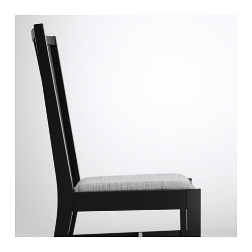 NORRNÄS - 椅子, 黑色/Isunda 灰色   IKEA 香港及澳門 - PE591065_S4