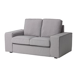 KIVIK - compact 2-seat sofa, Orrsta light grey | IKEA Hong Kong and Macau - PE591096_S3
