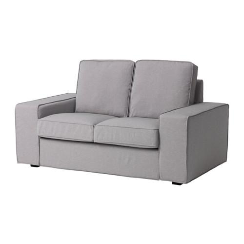 KIVIK - 小型兩座位梳化, Orrsta 淺灰色 | IKEA 香港及澳門 - PE591096_S4