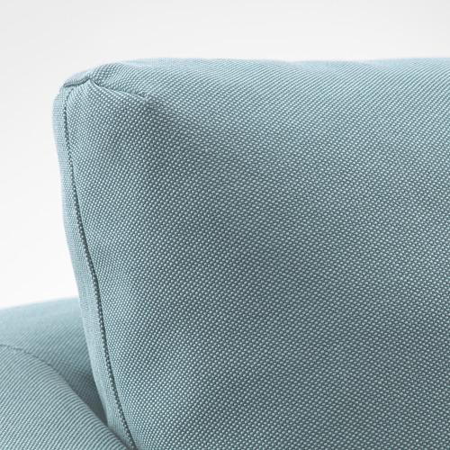 KOARP - armchair, Orrsta light blue/black | IKEA Hong Kong and Macau - PE657597_S4