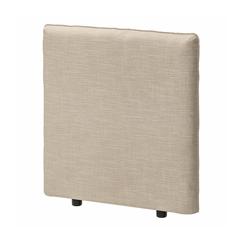 VALLENTUNA - cover for backrest, Hillared beige   IKEA Hong Kong and Macau - PE793821_S4