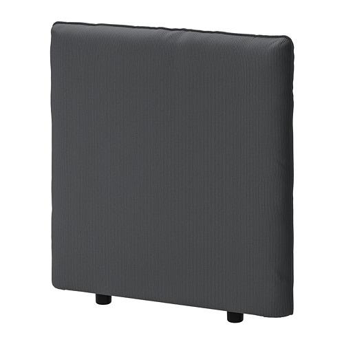 VALLENTUNA - 椅背布套, Kelinge 炭黑色 | IKEA 香港及澳門 - PE793826_S4