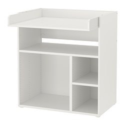 SMÅSTAD - changing table/desk, white | IKEA Hong Kong and Macau - PE793827_S3