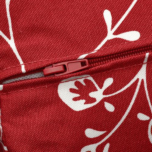 EKTORP - 3-seat sofa, Virestad red/white | IKEA Hong Kong and Macau - PE793851_S4
