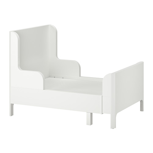 BUSUNGE - extendable bed, white   IKEA Hong Kong and Macau - PE698559_S4