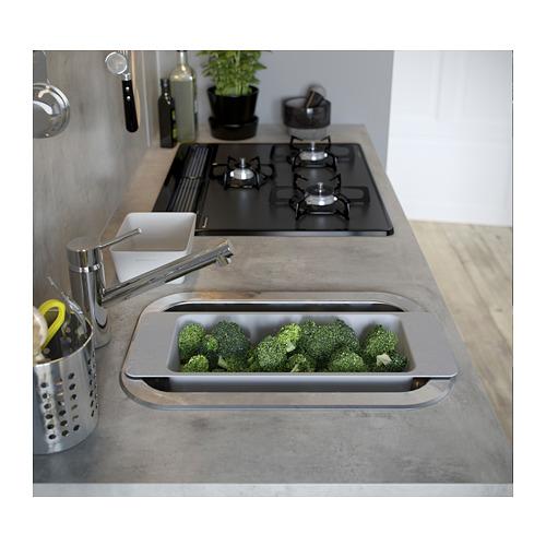 EKBACKEN - worktop, light grey concrete effect | IKEA Hong Kong and Macau - PH155183_S4