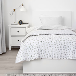 SANDLUPIN - 床冚, 白色/灰色 | IKEA 香港及澳門 - PE741276_S3