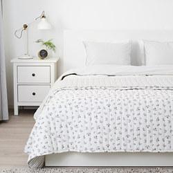 SANDLUPIN - 床冚, 白色/灰色 | IKEA 香港及澳門 - PE741275_S3