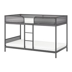 TUFFING - bunk bed frame, dark grey | IKEA Hong Kong and Macau - PE698660_S3