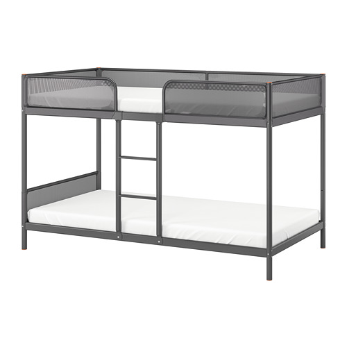 TUFFING - bunk bed frame, dark grey | IKEA Hong Kong and Macau - PE698660_S4
