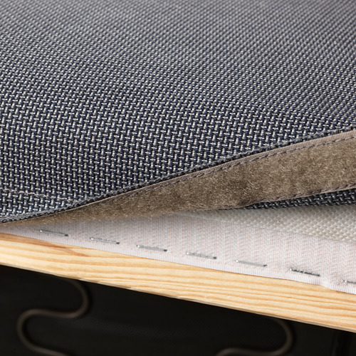 KLIPPAN - 2-seat sofa, Kabusa dark grey | IKEA Hong Kong and Macau - PE663643_S4