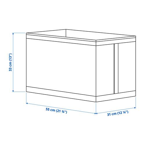 SKUBB - 盒, 31x55x33 cm, 白色 | IKEA 香港及澳門 - PE793912_S4