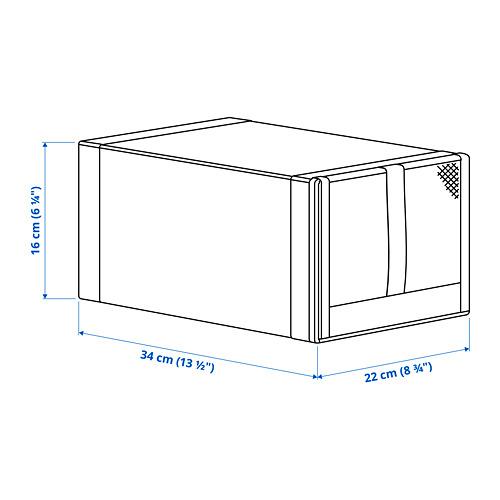 SKUBB - 鞋盒, 白色 | IKEA 香港及澳門 - PE793923_S4
