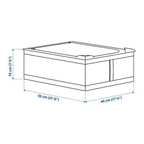 SKUBB - storage case, 44x55x19 cm, white   IKEA Hong Kong and Macau - PE793918_S4