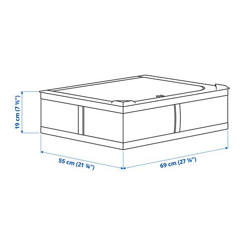 SKUBB - 貯物箱, 69x55x19 cm, 白色   IKEA 香港及澳門 - PE793919_S4