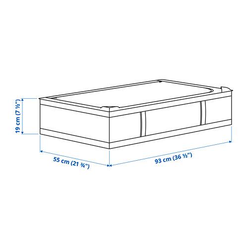 SKUBB - 貯物箱, 93x55x19 cm, 白色 | IKEA 香港及澳門 - PE793920_S4