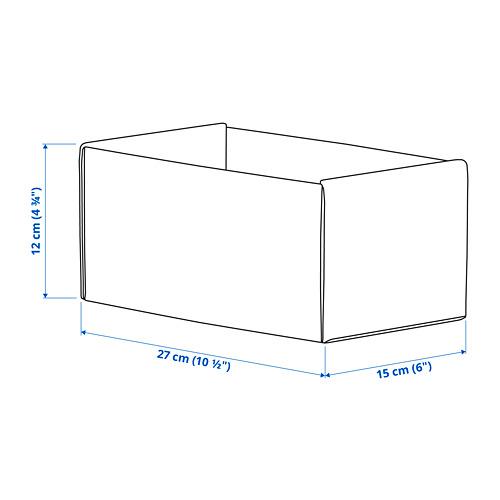 KOMPLEMENT - 貯物箱, 淺灰色   IKEA 香港及澳門 - PE793930_S4