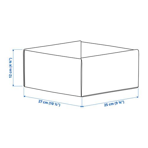 KOMPLEMENT - box, light grey | IKEA Hong Kong and Macau - PE793929_S4