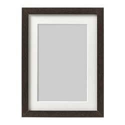 HOVSTA - frame, dark brown | IKEA Hong Kong and Macau - PE698731_S3
