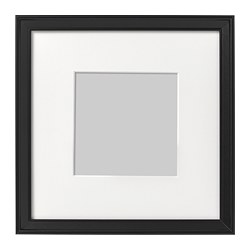 KNOPPÄNG - frame, black | IKEA Hong Kong and Macau - PE698781_S3