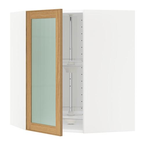 METOD 角位吊櫃連旋轉架/玻璃門