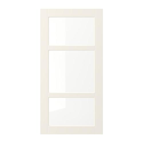 HITTARP glass door