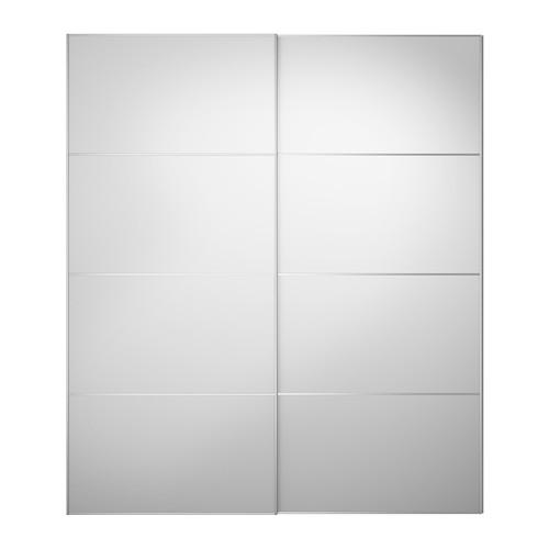 AULI - pair of sliding doors, mirror glass | IKEA Hong Kong and Macau - PE297975_S4
