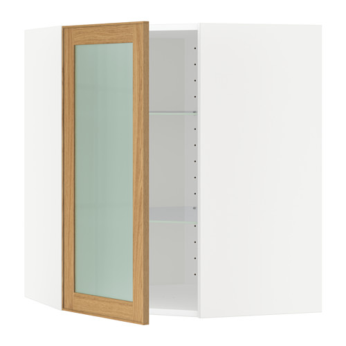 METOD 角位吊櫃連層板/玻璃門