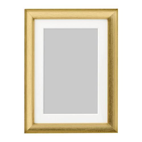 SILVERHÖJDEN - 畫框, 金色 | IKEA 香港及澳門 - PE698984_S4