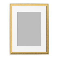 SILVERHÖJDEN - frame, gold-colour | IKEA Hong Kong and Macau - PE698985_S3
