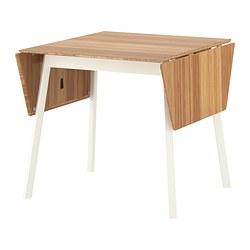 IKEA PS 2012 - 摺板檯, 竹/白色 | IKEA 香港及澳門 - PE298367_S3