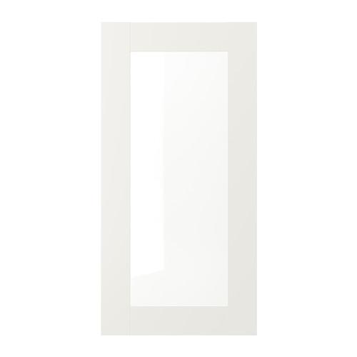 SÄVEDAL glass door