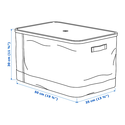 RABBLA - box with lid | IKEA Hong Kong and Macau - PE699112_S4
