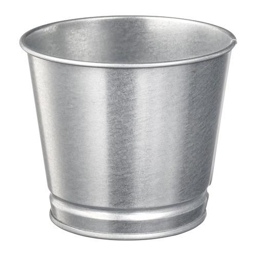 BINTJE - plant pot, galvanised | IKEA Hong Kong and Macau - PE699222_S4