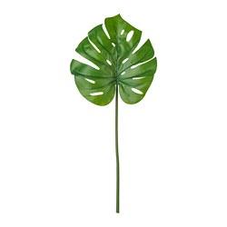 SMYCKA - 人造樹葉, 龜背竹/綠色 | IKEA 香港及澳門 - PE699252_S3