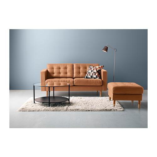 VITTSJÖ - 茶几, 棕黑色/玻璃 | IKEA 香港及澳門 - PH154019_S4