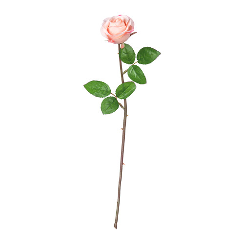 SMYCKA - artificial flower, Rose/pink | IKEA Hong Kong and Macau - PE699257_S4