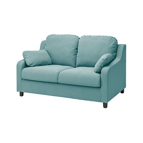 VINLIDEN - 兩座位梳化布套, Hakebo 淺湖水綠色   IKEA 香港及澳門 - PE794363_S4