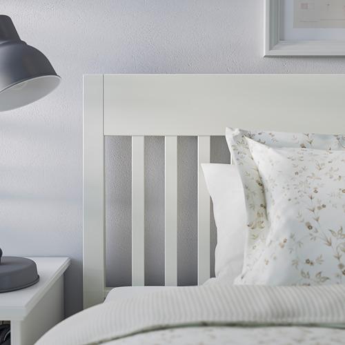 IDANÄS - bed frame, double, white/Luröy | IKEA Hong Kong and Macau - PE794440_S4