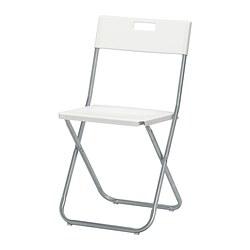 GUNDE - 摺椅, 白色 | IKEA 香港及澳門 - PE378635_S3