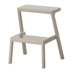 MÄSTERBY - step stool, beige | IKEA Hong Kong and Macau - PE591987_S3