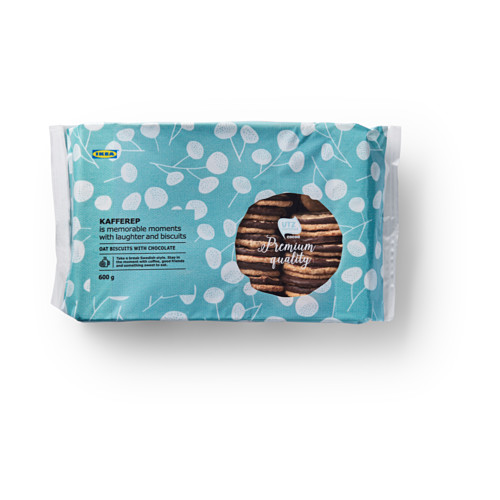 KAFFEREP - 燕麥餅乾, 朱古力/獲UTZ認證 | IKEA 香港及澳門 - PE652402_S4