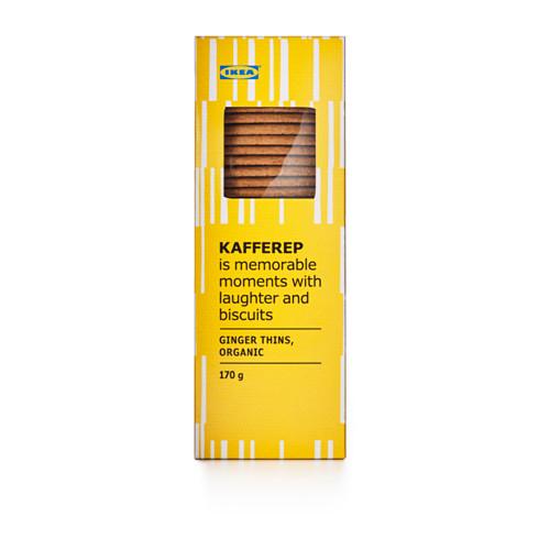 KAFFEREP - ginger thins, organic | IKEA Hong Kong and Macau - PE652407_S4