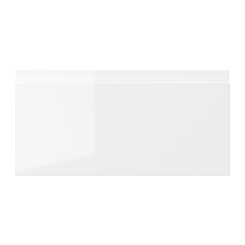 VOXTORP - drawer front, high-gloss white | IKEA Hong Kong and Macau - PE699437_S4