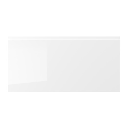 VOXTORP - drawer front, high-gloss white | IKEA Hong Kong and Macau - PE699489_S4