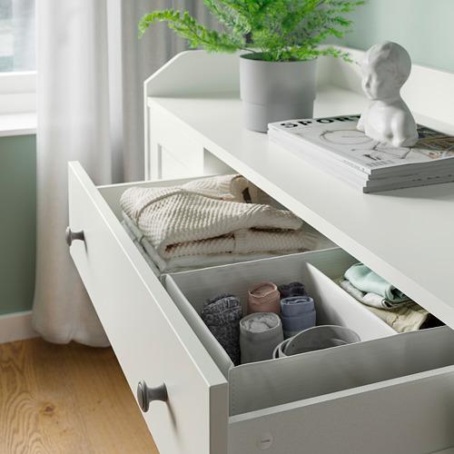 HAUGA - 餐具櫃, 白色   IKEA 香港及澳門 - PE794593_S4