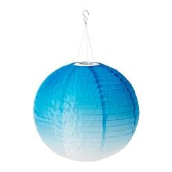 SOLVINDEN - 太陽能LED吊燈, 戶外/球形 藍調 | IKEA 香港及澳門 - PE794613_S3
