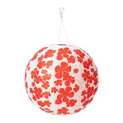 SOLVINDEN - 太陽能LED吊燈, 戶外 球形/花 | IKEA 香港及澳門 - PE794612_S3
