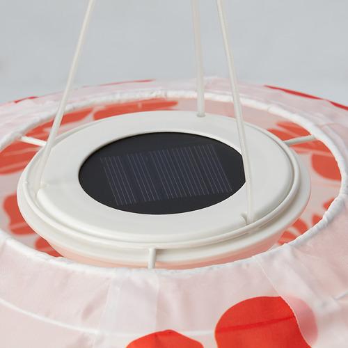 SOLVINDEN - 太陽能LED吊燈, 戶外 球形/花 | IKEA 香港及澳門 - PE794610_S4