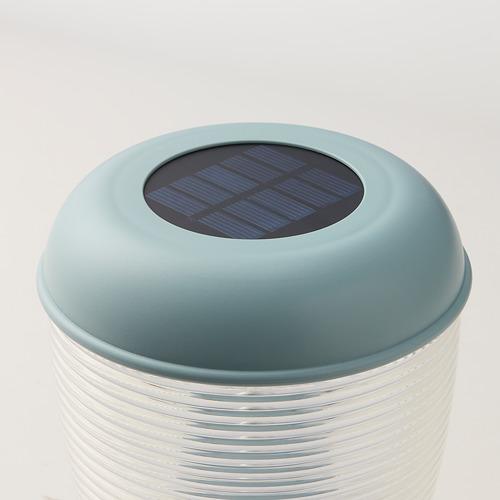 SOLVINDEN - 太陽能LED座檯燈, 藍色 | IKEA 香港及澳門 - PE794619_S4